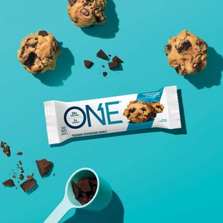 One Brand ONE BAR CHOCOLATE CHIP COOKIE DOUGH
