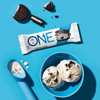 One Brand Cookies & Cream One Bar