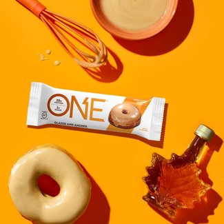 One Brand ONE BAR MAPLE GLAZED DONUT