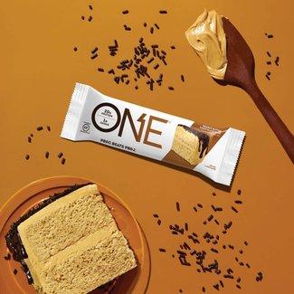 One Brand Peanut Butter Chocolate Cake One Bar