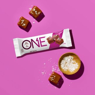 One Brand ONE BAR SALTED CARAMEL