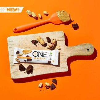One Brand ONE BASIX BAR PEANUT BUTTER CHOCOLATE CHUNK