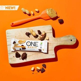 One Brand One Basix Peanut Butter Chocolate Chunk Bar