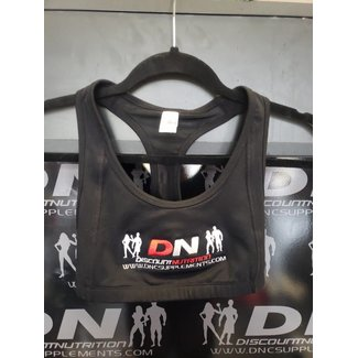 Discount Nutrition DN WOMEN'S SPORTS BRA