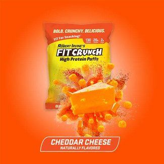 Fit Crunch FIT CRUNCH PUFFS CHEDDER CHEESE