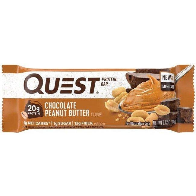 Quest QUEST BAR CHOCOLATE PEANUT BUTTER