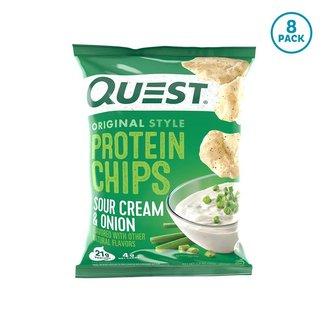 Quest QUEST CHIPS SOUR CREAM & ONION