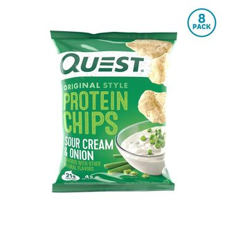 Quest Sour Cream & Onion Protein Chips