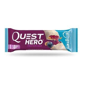 Quest QUEST HERO BAR BLUEBERRY COBBLER