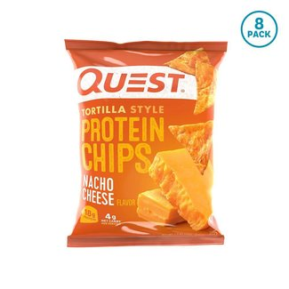 Quest Nacho Cheese Protein Tortilla Chips