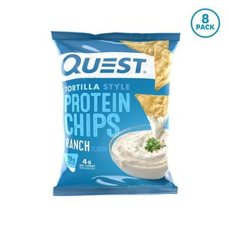 Quest Ranch Protein Tortilla Chips