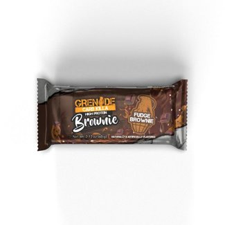 Grenade Carb Killa Fudge Brownie High Protein Bar