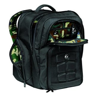 6 Pack 6 PACK EXPEDITION 300 BLACK W/CAMO BACK