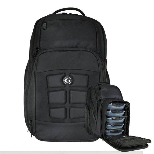 6 Pack Expedition 500 Black