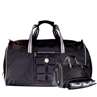 6 Pack MERC Duffle Stealth Black w/Removable Core