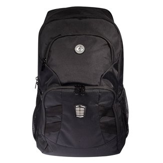6 Pack Teammate Athletic Black Backpack