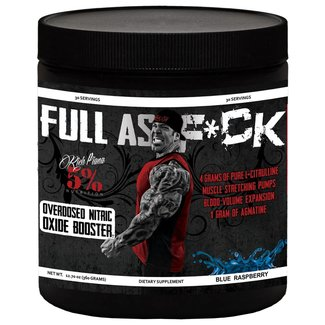 5% Nutrition Full As F*ck Blue Raspberry 30 Servings