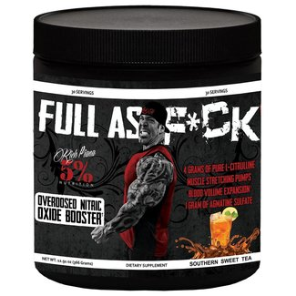 5% Nutrition Full As F*ck Southern Sweet Tea 30 Servings