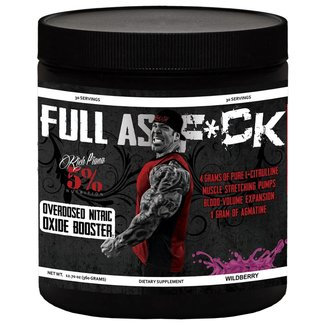 5% Nutrition FULL AS F*CK WILDBERRY