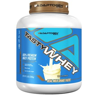 Adaptogen Science TASTY WHEY 5 LB VANILLA