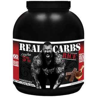 5% Nutrition REAL CARBS RICE COCOA HEAVEN