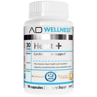 Ad Elite Heart + 90 Capsules