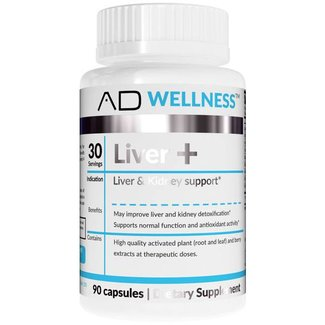 Project Ad Liver + 90 Capsules