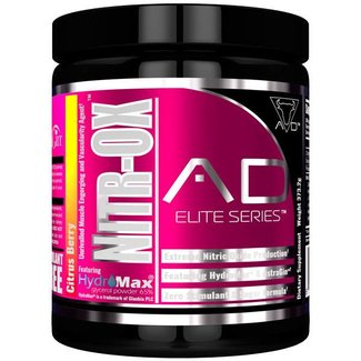 Ad Elite Nitr-Ox Citrus Berry Powder 24 Servings