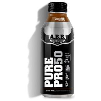 American Bodybuilding Pure Pro 50 Vanilla Bean RTD 14.5 Fl Oz