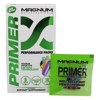 Magnum Nutraceuticals PRIMER Performance Packs Multivitamin