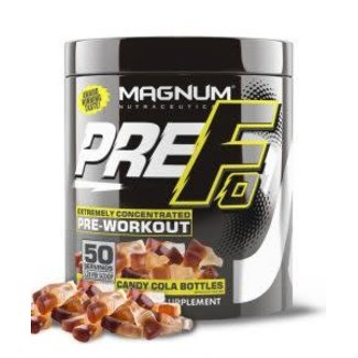 Magnum Nutraceuticals PRE-FO Candy Cola Bottles 50 Servings