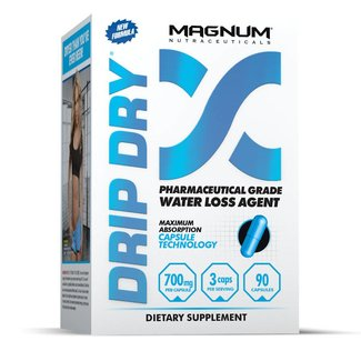 Magnum Nutraceuticals DRIP DRY Water Loss Agent