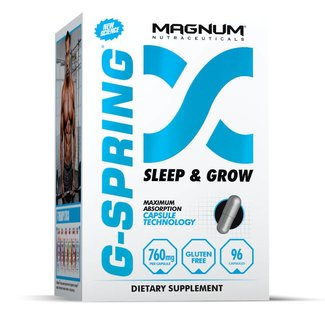 Magnum Nutraceuticals G-SPRING Sleep and Grow
