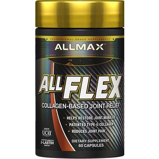 Allmax Nutrition ALLFLEX Joint Relief 60 Capsules