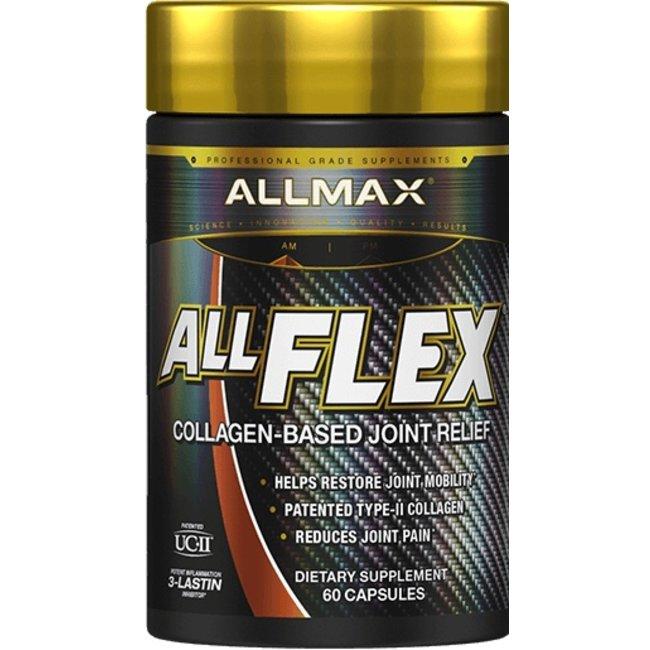 Allmax Nutrition ALLFLEX Joint Relief 60 Capsules