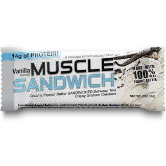 Muscle Sandwich MUSCLE SANDWICH BAR VANILLA