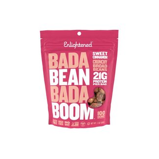 Enlightened Bada Bean Bada Boom Sweet Cinnamon Bean Snacks 3 Oz