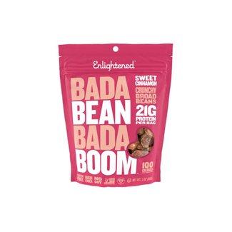 Enlightened Bada Bean Bada Boom Sweet Cinnamon Bean Snacks 3 Oz