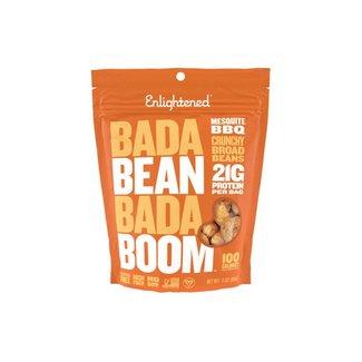 Enlightened Bada Bean Bada Boom Mesquite BBQ Bean Snacks 3 Oz