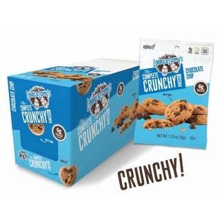 Lenny & Larry's COMPLETE CRUNCHY COOKIES CHOCOLATE CHIP