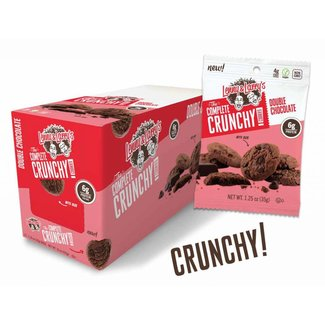 Lenny & Larry's COMPLETE CRUNCHY COOKIES DOUBLE CHOCOLATE