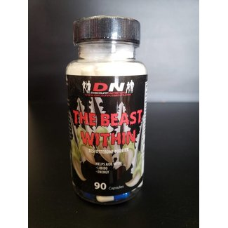 Discount Nutrition THE BEAST WITHIN 90 CAP