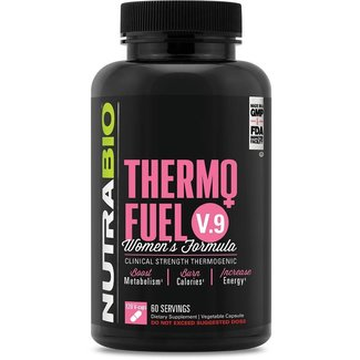 Nutrabio THERMO FUEL V.9 WOMEN'S 120 VC