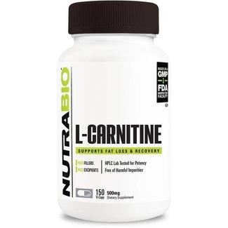Nutrabio L-Carnitine 150 VC