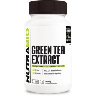 Nutrabio GREEN TEA EXT 150 VC