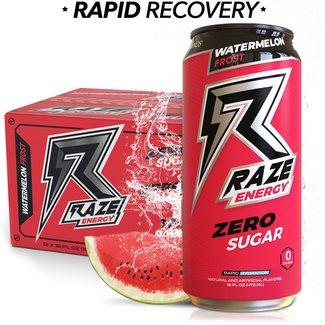 Repp Sports RAZE ENERGY RTD WATERMELON FROST
