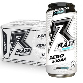 Repp Sports Raze Energy RTD Phatom Freeze 16 Oz