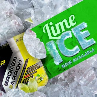 Repp Sports Broken Arrow Lime Ice 30 Servings