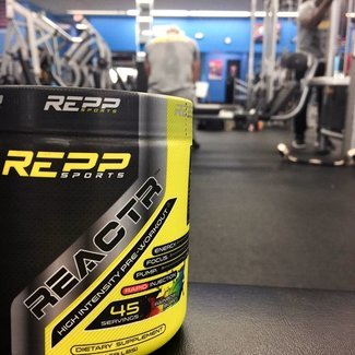 Repp Sports REACTR 45 SERVINGS RAINBOW BURST
