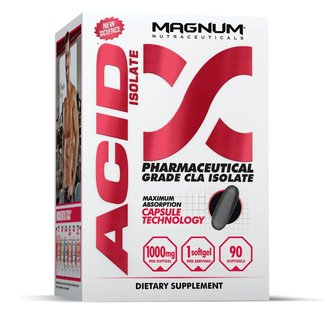 Magnum Nutraceuticals ACID ISOLATE 90 CP